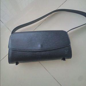 Louis Vuitton Nocturne Epi Leather Handbag